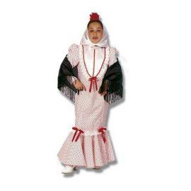 Disfraz chulapa infantil