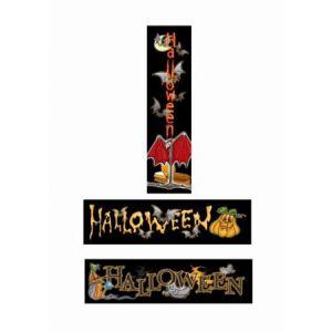 Cartel halloweeen surt