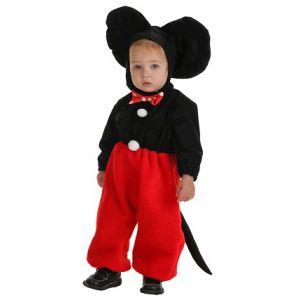 Disfraz bebe raton