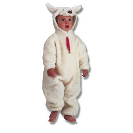 Disfraz bebe ovejita