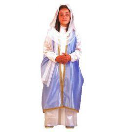 Disfraz virgen - hebrea infantil