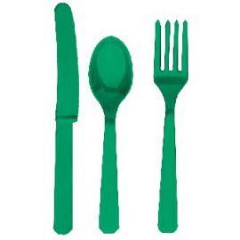 Cucharillas verdes (10 unid.)
