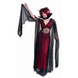 Disfraz novia de dracula adulto