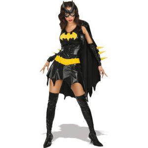 Disfraz batgirl adulto