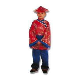 Disfraz chino llopis niño