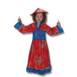 Disfraz china llopis niña