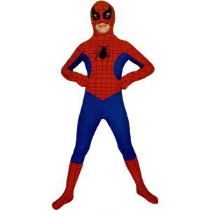 Disfraz hombre araña musculos niño