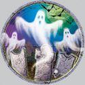 Platos 22,8 cm fantasmas (8 unid.)