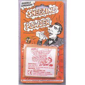 Polvos estornudar