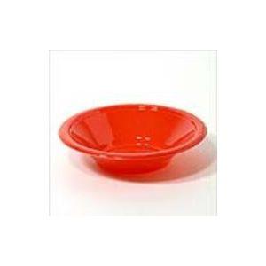 Bowl grande rojo (10 uds)