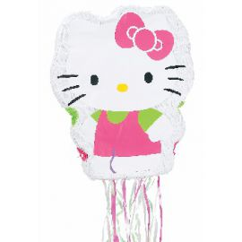 Piñata hello kitty volumen