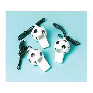 Pitos futbol (12 uds)