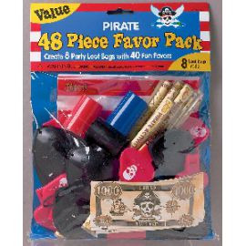 Pack regalitos piratas (48 uds)