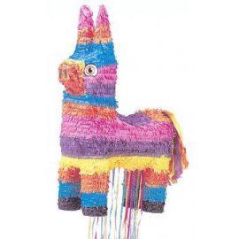 Piñata burro tiras volumen