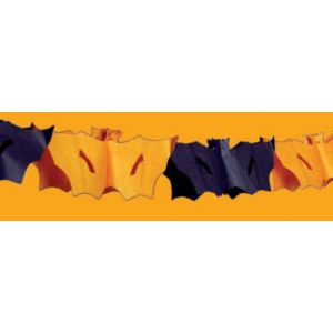 Guirnalda figura murcielagos 4 m.