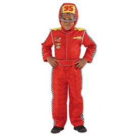 Disfraz piloto cars disney infantil