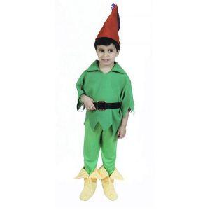 Disfraz duendecillo verde 5-6 años