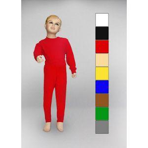 Maillot color carne infantil (2 piezas)
