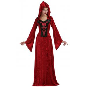 Disfraz vampiresa gotica adulto