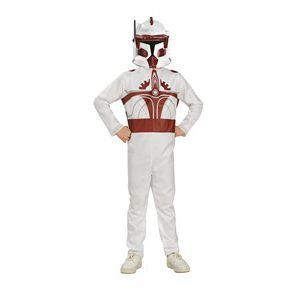 Disfraz clone trooper blister infantil