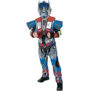 Disfraz transformers niño
