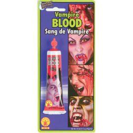 Sangre en tubo