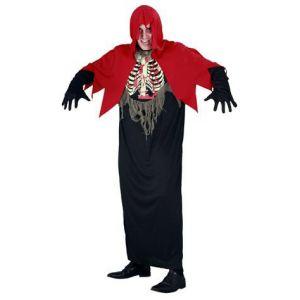 Disfraz tunica del horror