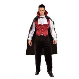 Disfraz drakul - conde dracula vampiro
