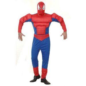 Disfraz hombre araña adulto