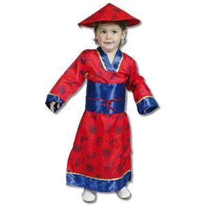 Disfraz china infantil bt