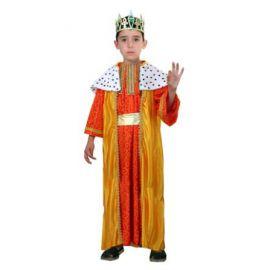 Disfraz rey mago niño 3 colores