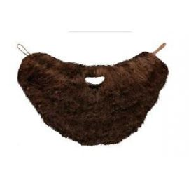 Barba castaña