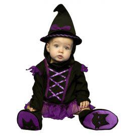 Disfraz bebe bruja