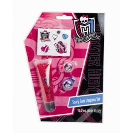 Set brillo labios monster high