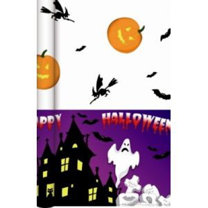 Mantel halloween colection rollo 7 m.