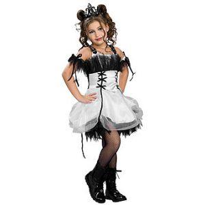 Disfraz bailarina gotica