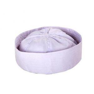 Sombrero marinero blanco