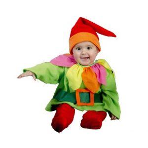 Disfraz bebe enanito