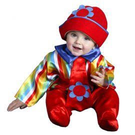 Disfraz bebe payaso