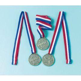 Medallas (12 unid)