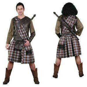 Disfraz guerrero escoces braveheart