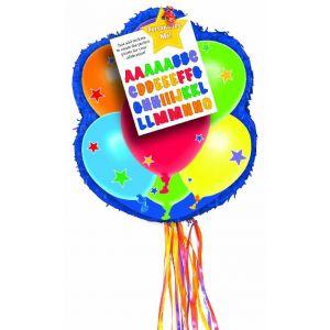 Piñata globos personalizable volumen