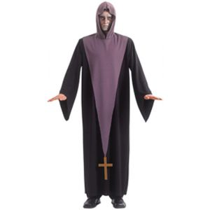 Disfraz exorcista adulto