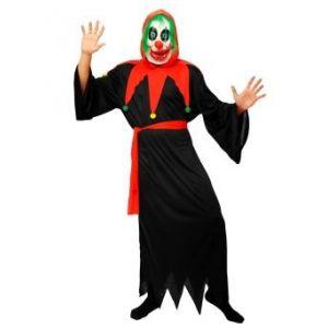 Disfraz payaso diabolico