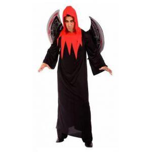Disfraz el diablo de la muerte