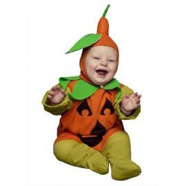 Disfraz bebe calabaza
