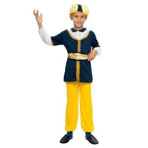 Disfraz sultan niño