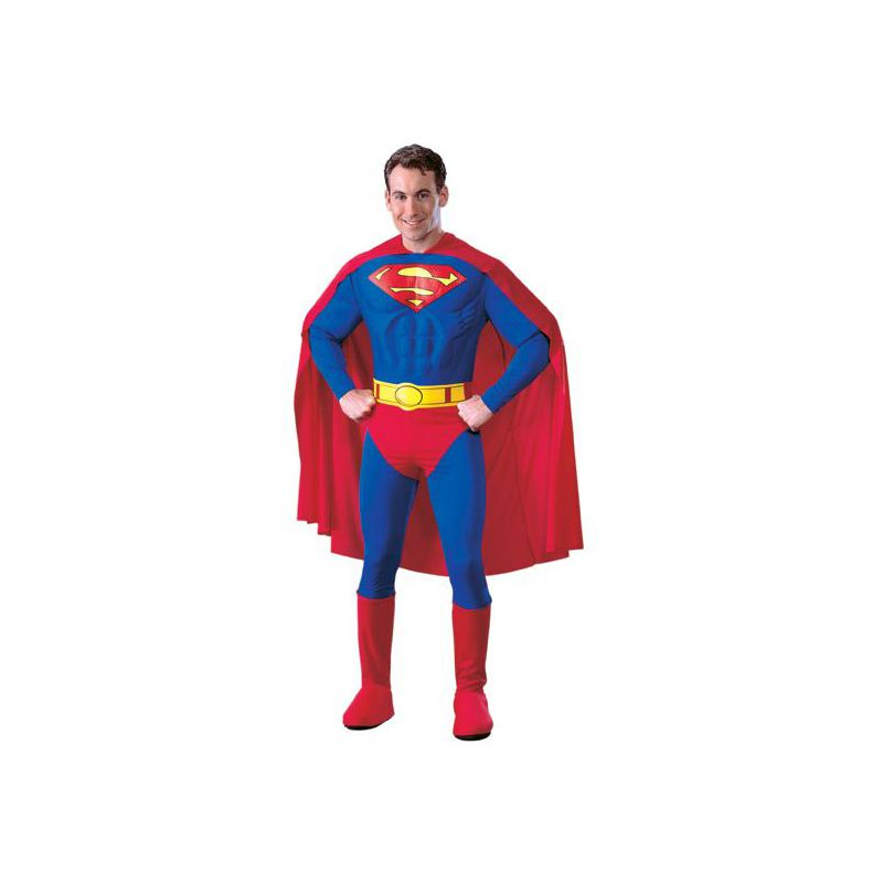 Disfraz Superman Niño Musculoso Disfraz Superman Musculoso