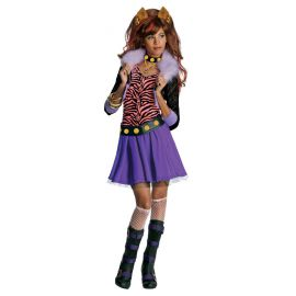 Disfraz clawdeen wolf monster high