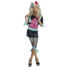 Disfraz lagoona blue monster high